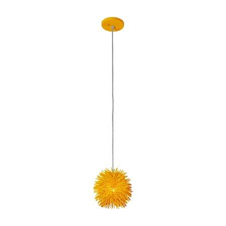 Varaluz Urchin 1 Light (Varaluz Urchin 1-Light Uber Mini Pendant - 6.25W)