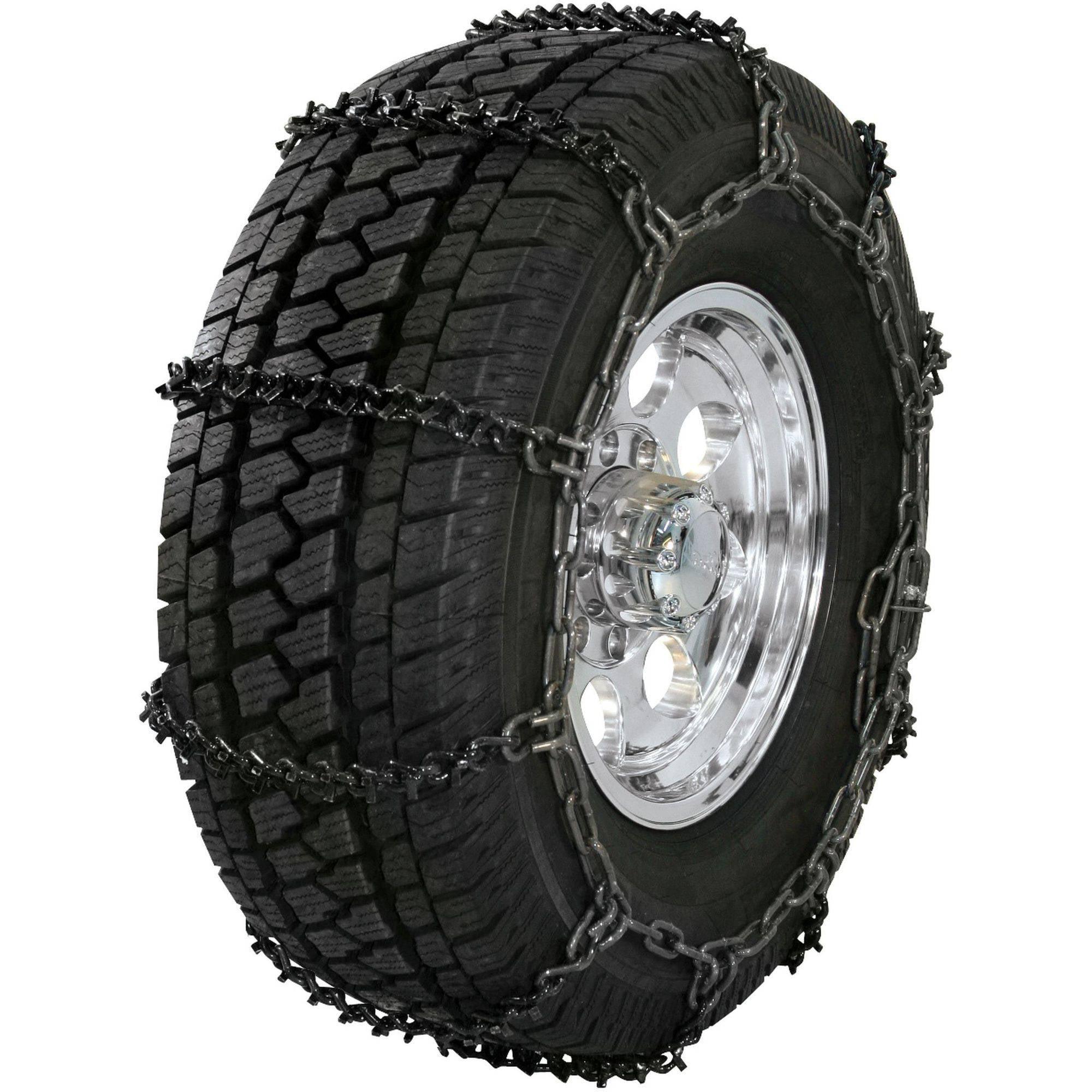 Peerless Chain Wide Base V-Bar Tire Chains, #QG3810 by Peerless Chain Company