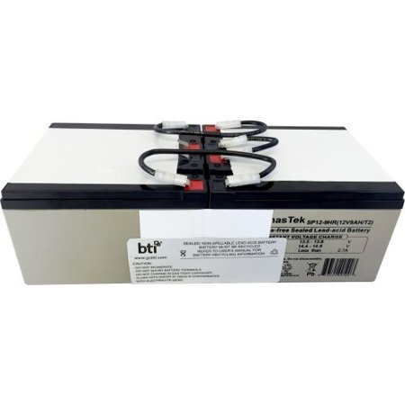 Bti Ups Battery Pack - 12 V cc - Sealed Lead Acid (sla) - Etanche - image 1 de 1