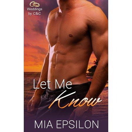 Let Me Know - eBook