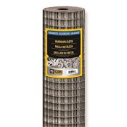 Acorn International Hardware Cloth 1/4in x2ft. X 50ft. 23-Gauge HC42450, poultry pens, animal enclosures,storage bins, garden fencing, and plant supports