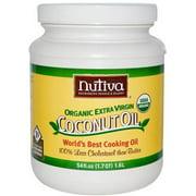Nutiva Organic Extra Virgin Coconut Oil, 54.0 Fl Oz