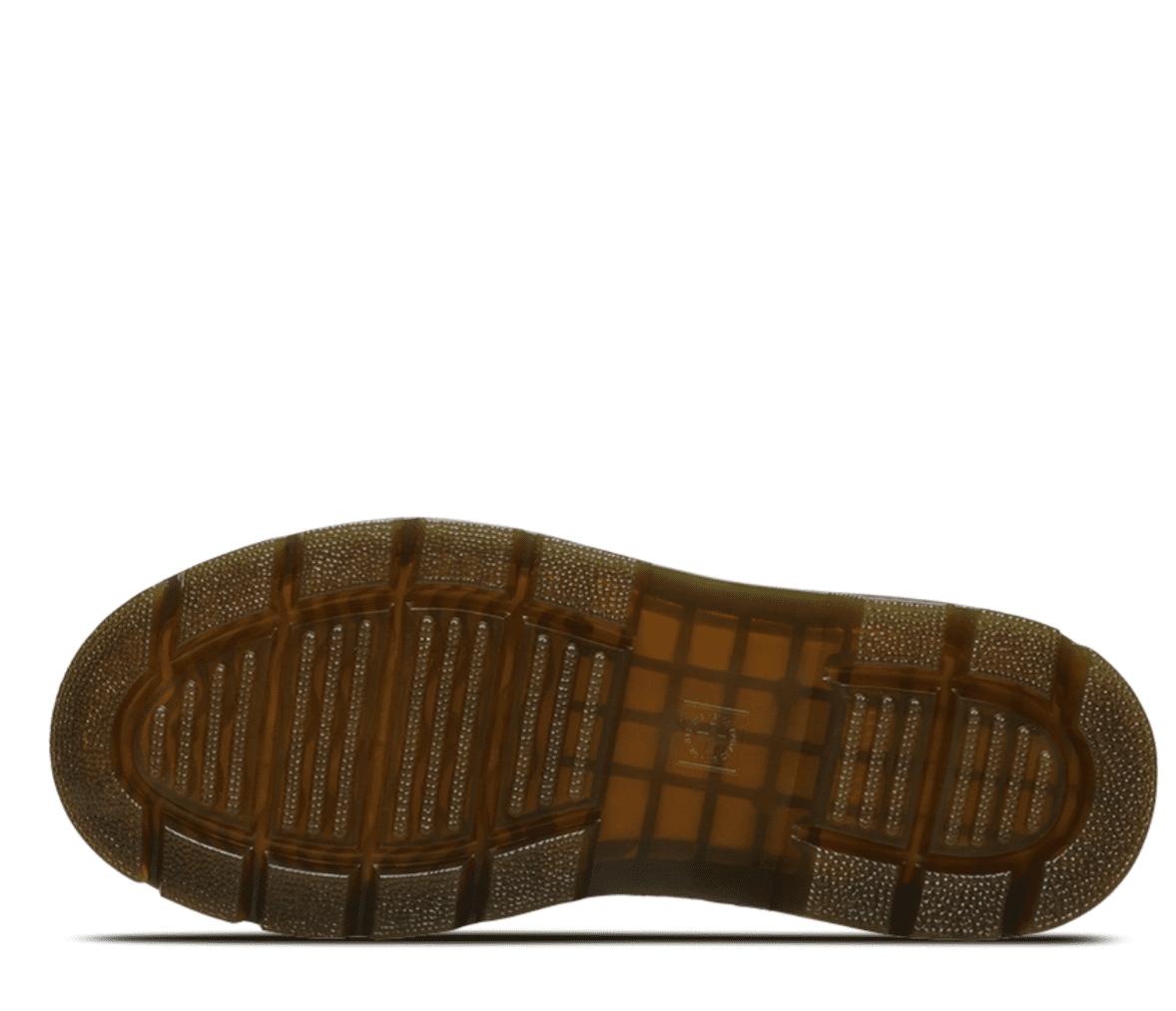 Dr. Martens Unisex Adult Combs Olive 8 Eye Boots 6 UK (7 US Men / 8 US Women) M US