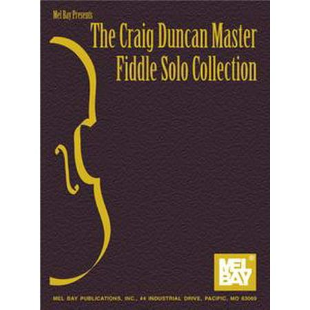 Craig Duncan Master Fiddle Solo Collection - eBook