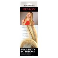 """Revlon 18"""" Fabulength 2-piece Halo Hair Extensions, Invisible Wire, Dark Blonde"""