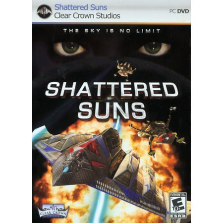 Shattered Suns for Windows PC- XSDP -00003 - Shattered Suns is unlike any real-time strategy (RTS) game you have ever played.  Loaded with revolutionary new features and strategic depth.  (Best Pc Games Ever)