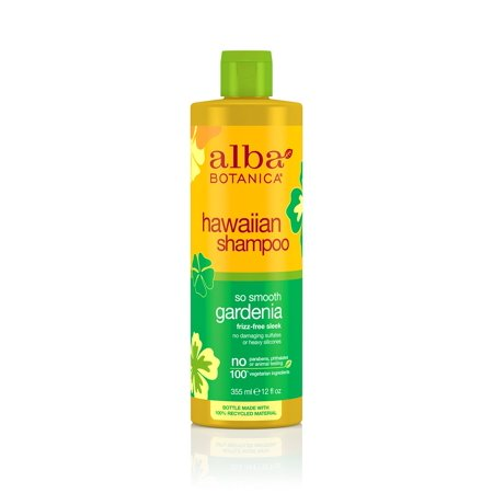 Alba Botanica, Hydrating Hair Wash, Gardenia, 12 - Hydrating Gardenia