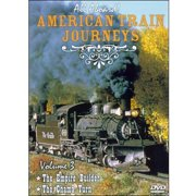 All Aboard: Volume 3 American Train Journeys by COLUMBIA RIVER ENTERTAINMENT