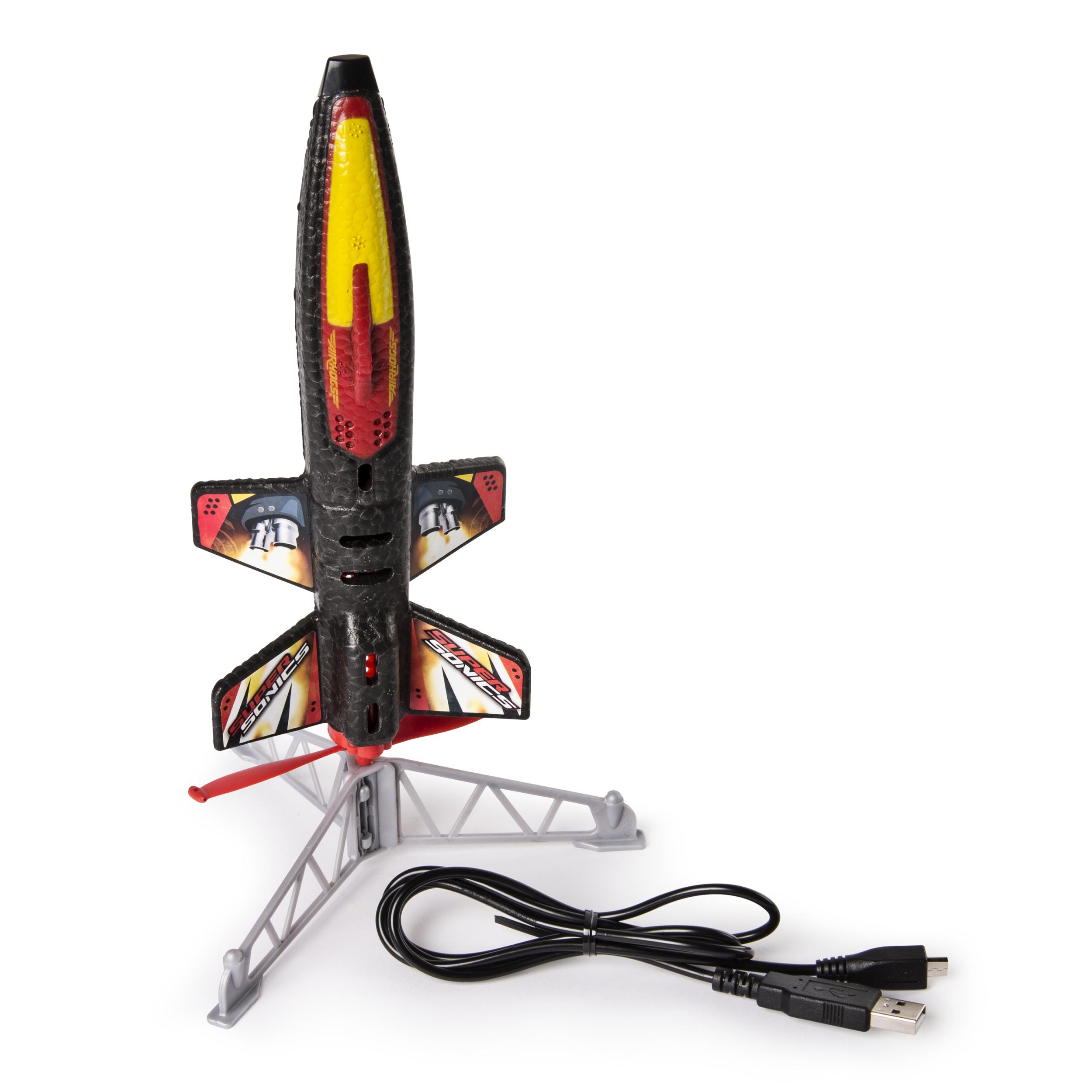 Air Hogs - Sonic Rocket High-flying Motorized Rocket
