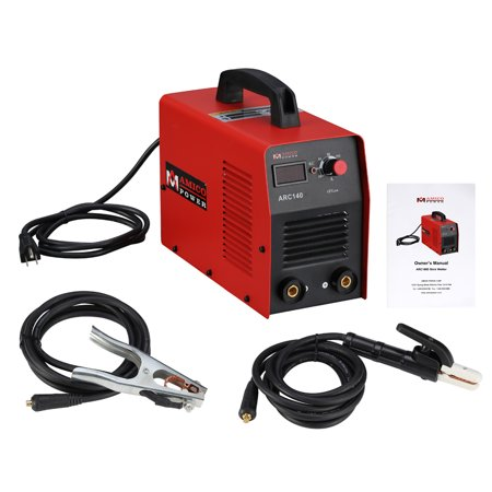 Amico 140 Amp Stick Arc MMA Welder IGBT Inverter DC Welding Machine ()