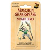 Munchkin Shakespeare Staged Demo 17 Cards Steve Jackson Games