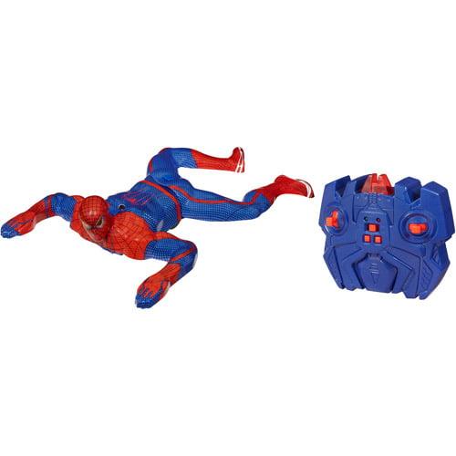 Spider-Man Remote-Controlled Speed Climbing Spider-Man Action Figure