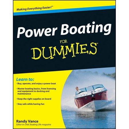 For Dummies: Power Boating for Dummies (Paperback)