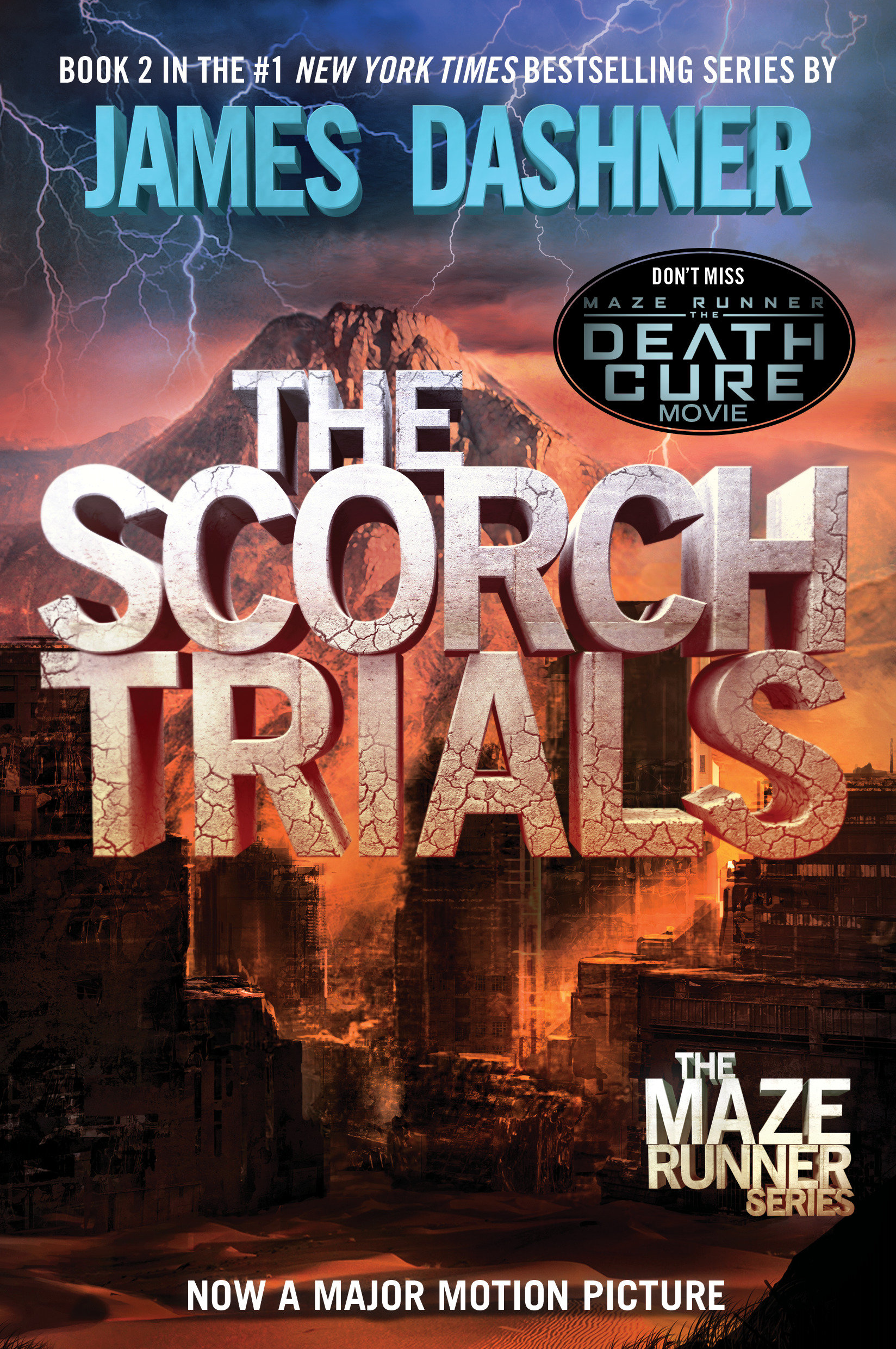Scorch Trial Ebook