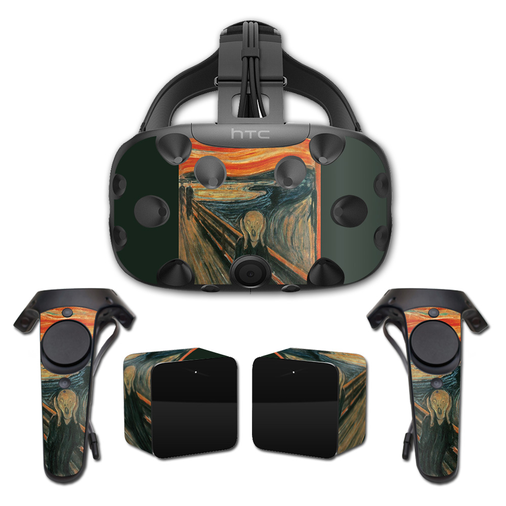 Skin For HTC Vive Full Coverage Colorful Collection