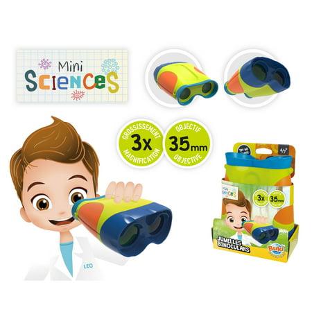 Buki Sciences - Mini Sciences - Kid Binoculars