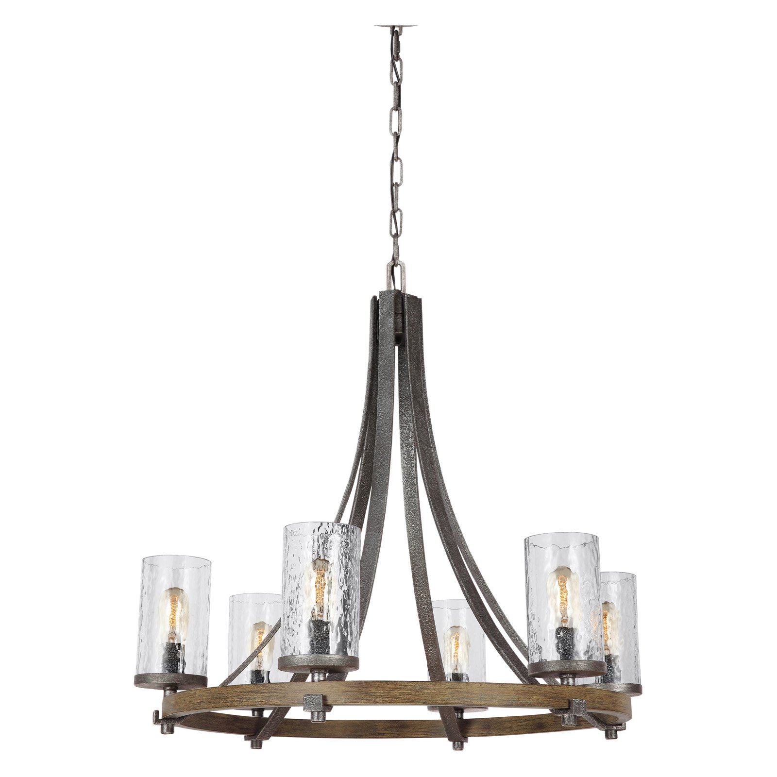 Feiss Angelo Chandelier by Feiss