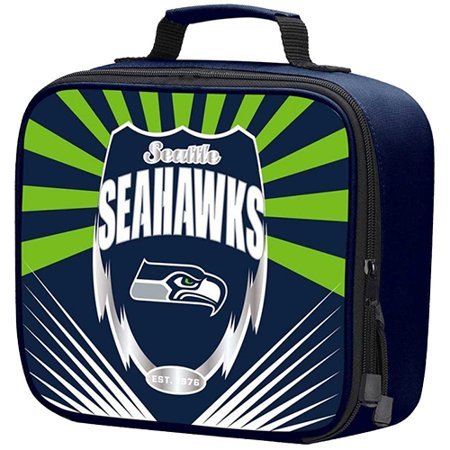 Seattle Seahawks The Northwest Company Lightning Lunch Kit - No