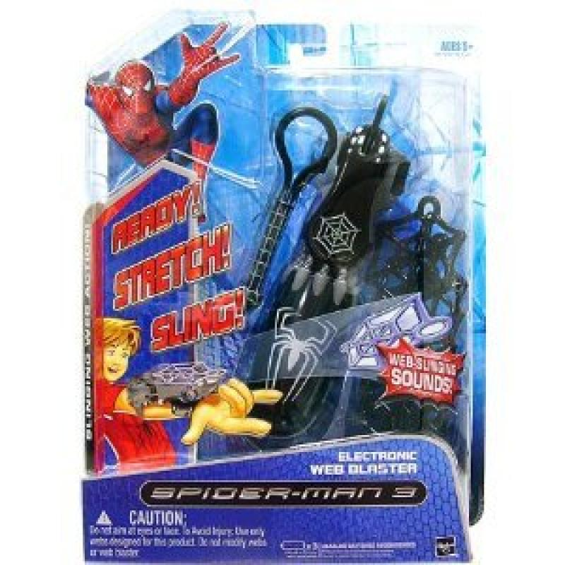 Spider-Man 3 Electronic Web Blaster by