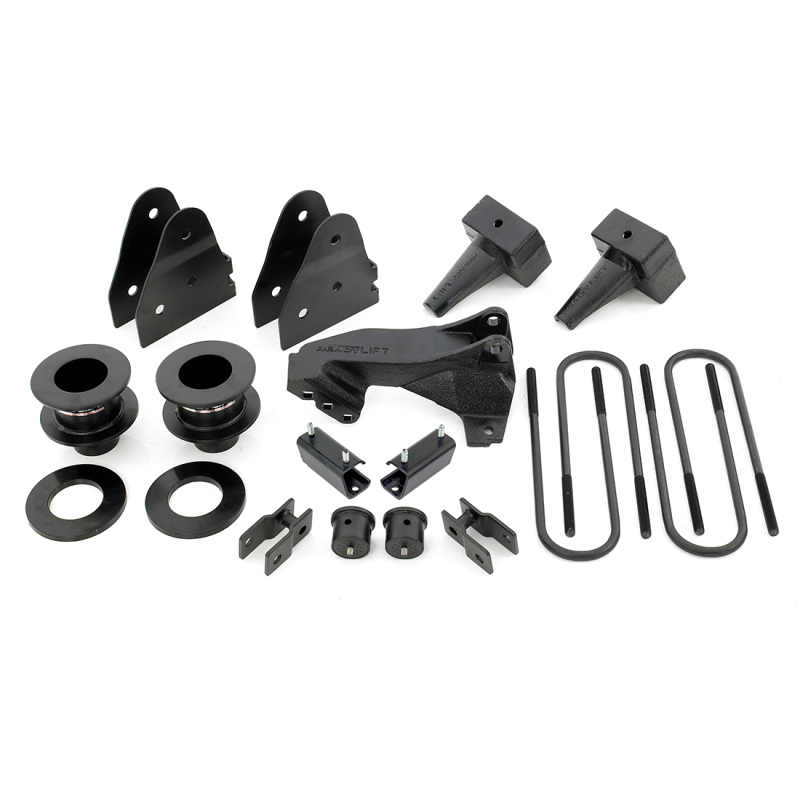 ReadyLift Suspension 2017 Ford F250 / F350 3.5in Front/1.0in Rear SST Lift Kit -2 Piece Drive Shaft