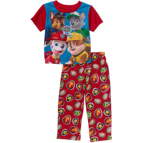 Baby Toddler Boy Paw Patrol Pajama Set