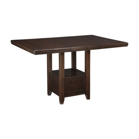Counter height Table Dark Chestnut - Signature Design by Ashley