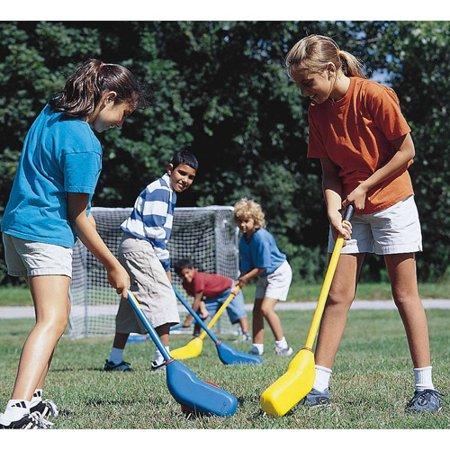 Blue Hockey Stick (Softee Hockey Stick, Blue)