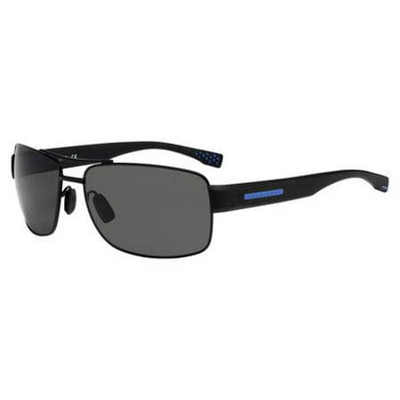 Hugo Boss Boss 0801/S 63mm 0XQ4 (Hugo Boss Wayfarer Sunglasses)