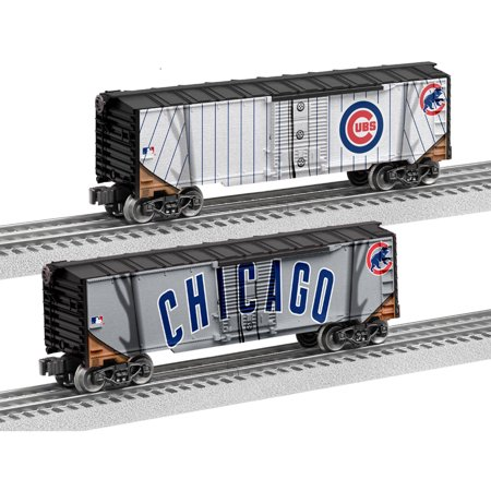 Lionel MLB Chicago Cubs Jersey Boxcar by