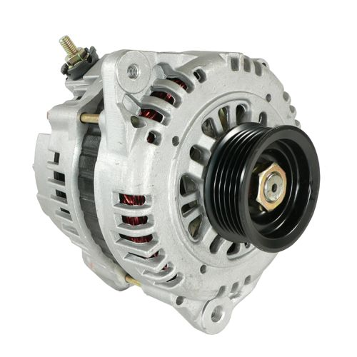 DB Electrical AHI0091 New Alternator For Nissan Altima 3.5L 3.5 02 03 04 05 06 2002 2003 2004 2005 2006 23100-8J100 LR1110-721 LR1110-721B LR1110-721E LR1110-721F 1-2492-01HI 23100-8J10A 23100-8J10B