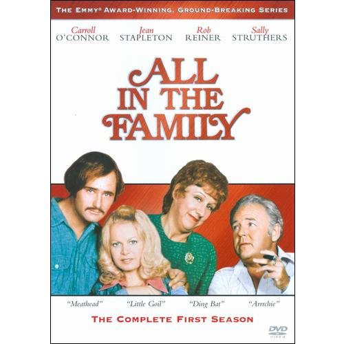All In The Family: The Complete First Season (Full Frame) by COLUMBIA TRISTAR HOME VIDEO