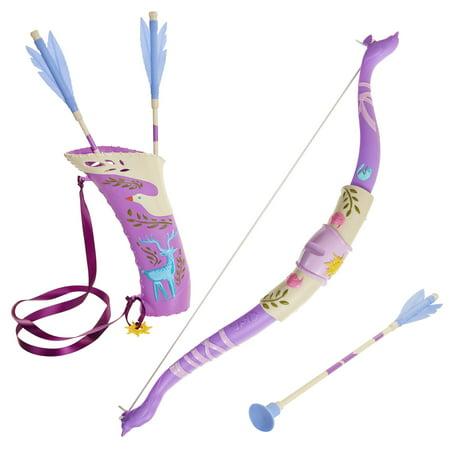 Disney princess tangled bow and arrow (Green Arrow Bow And Arrow Set)