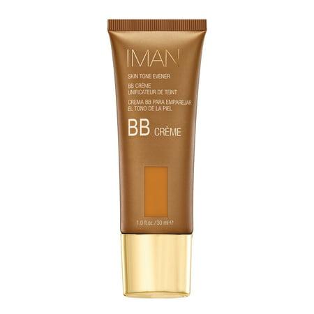 IMAN Skin Tone Evener BB Creme, Clay Medium