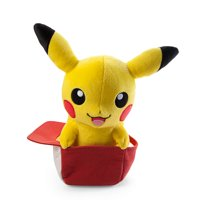 Pokemon the Movie: I Choose You! Pikachu In Hat Ver. 10 inch Plush Toy