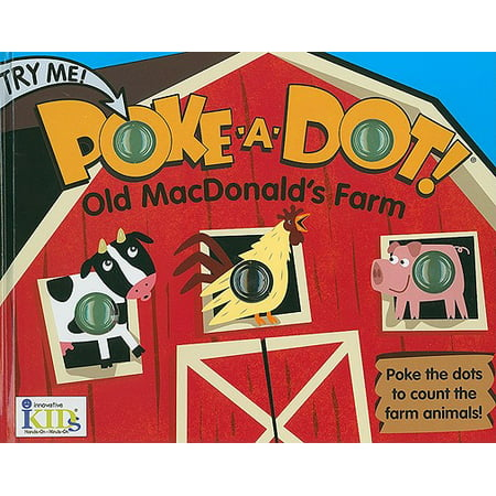 Old MacDonald's Farm (Board Book) (Christmas Present Ideas For 5 Year Old Boy)