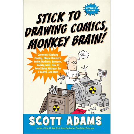 Ods C18 Analytical Column - Stick to Drawing Comics, Monkey Brain! : Cartoonist Explains Cloning, Blouse Monsters, Voting Machines, Romance, Monkey G ods, How to Avoid Being Mistaken for a Rodent, and More