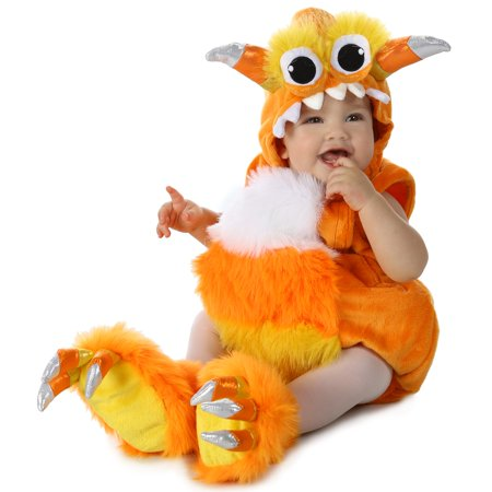 Candy Horn Baby Halloween Costume - Best Candy For Toddlers For Halloween