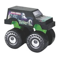 Monster Jam 16 Pinata for Birthday - Party Supplies - Licensed Tableware - Misc Licensed Tableware - Birthday - 1 Piece