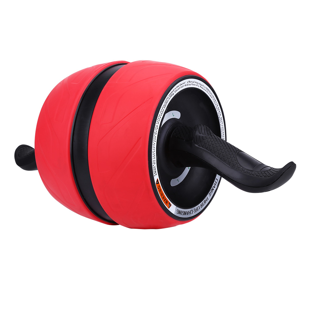 AB Roller Wheel Fitness Workout Abdominal Exercise Wheel,Exercise & Strengthen Your Abs & Core