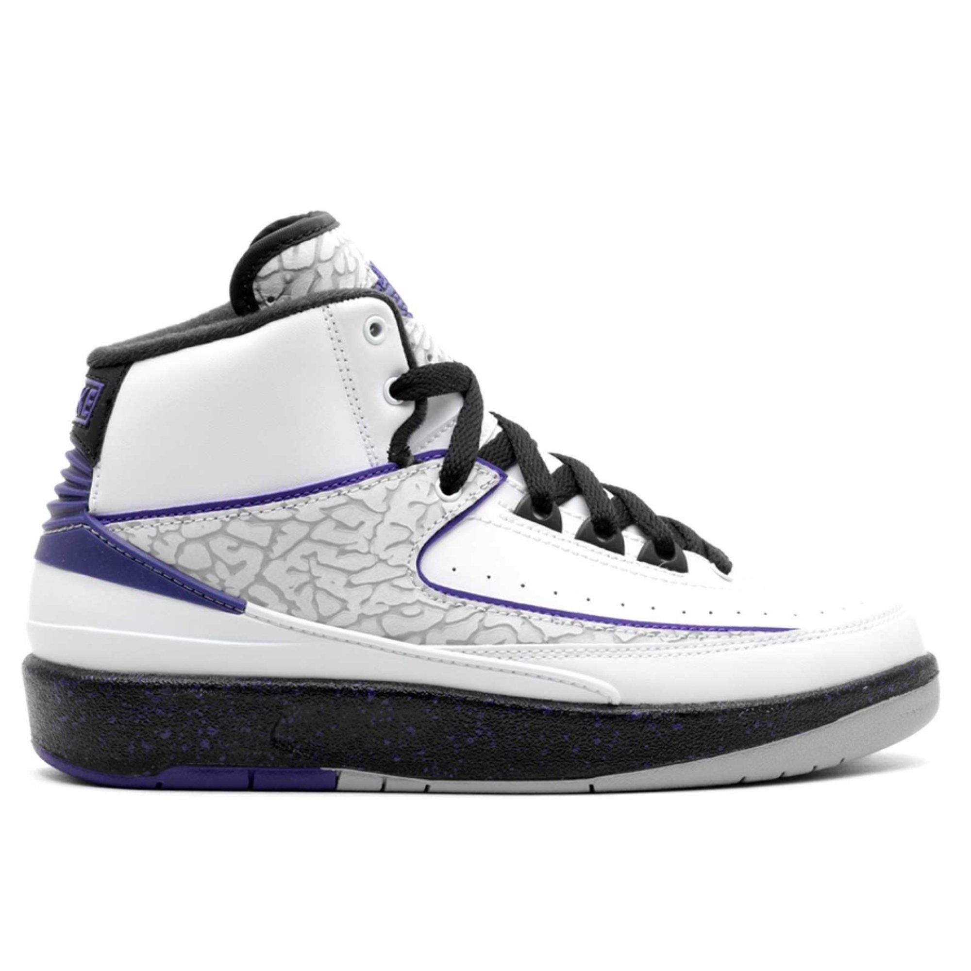 detailed look ed2a2 230de Air Jordan - Unisex - Air Jordan 2 Retro Bg (Gs) 'Concord' - 395718-153 -  Size 4.5