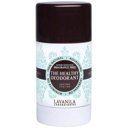 Healthy options best deodorant
