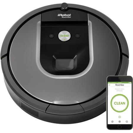 iRobot® Roomba® 960 Wi-Fi® Connected Robot Vacuum