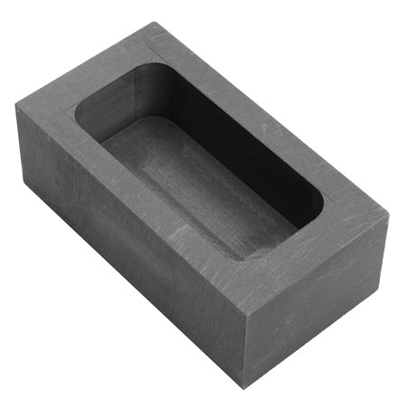 23 5OZ Gold Silver Graphite Mold Melting Casting Refining