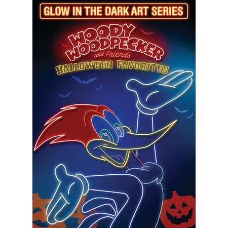 Woody Woodpecker and Friends Halloween Favorites (DVD) - Woody Halloween