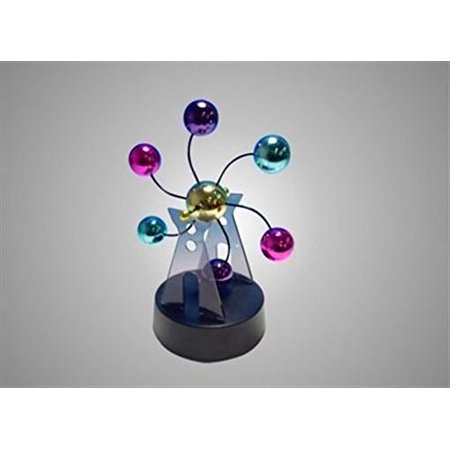 Spherics The Hypnotic Spinning Ball Whirling Vortex Of Color Desktop Display