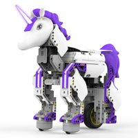 Walmart.com deals on UBTECH Mythical Series Unicornbot Kit-App-Enabled Learning Kit