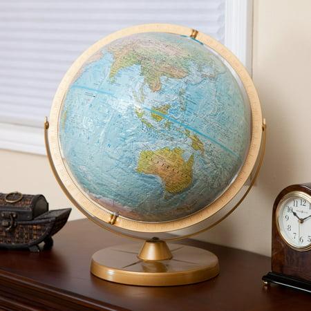 Replogle Atlantis 12 Inch Diam Tabletop Globe