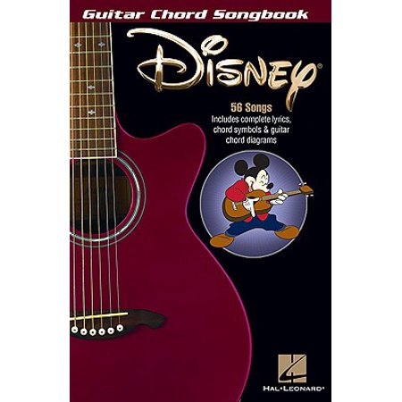 Guitar Chord Songbooks: Disney (Paperback) Disney Collection Songbook
