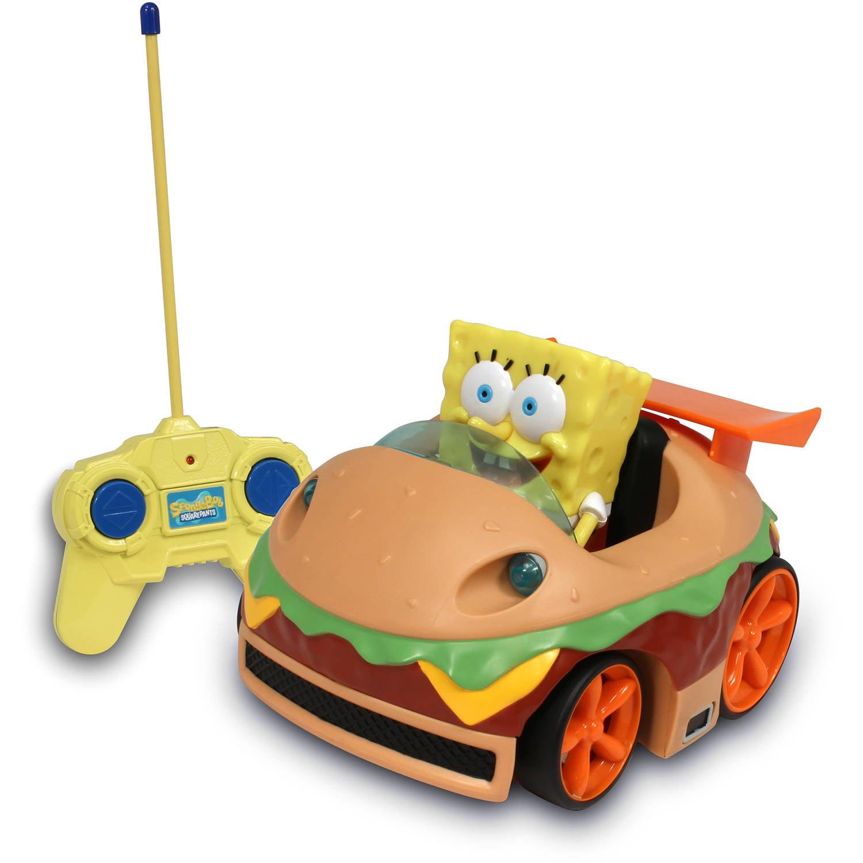 NKOK SpongeBob SquarePants RC Krabby Patty with SpongeBob by NKOK