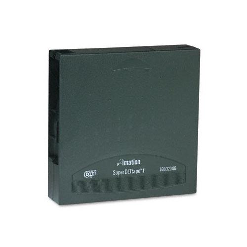 IMATION                                            1/2'' Super DLT Data Cartridge, 1828ft, 160GB Native/320GB Comp Data Capacity